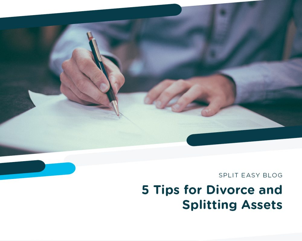 Divorce and Splitting Assets