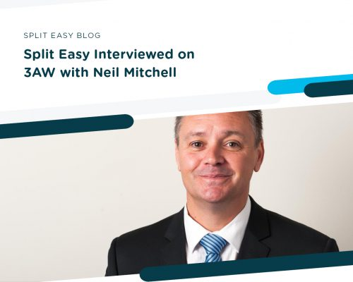 Split Easy Interviewed on 3AW with Neil Mitchell