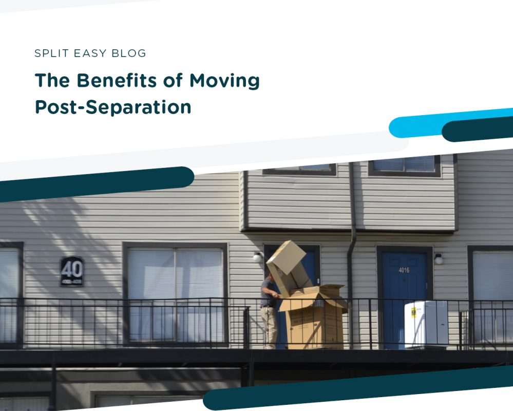 The Benefits of Moving Post-Separation