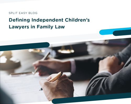 Defining Independent Children's Lawyers in Family Law