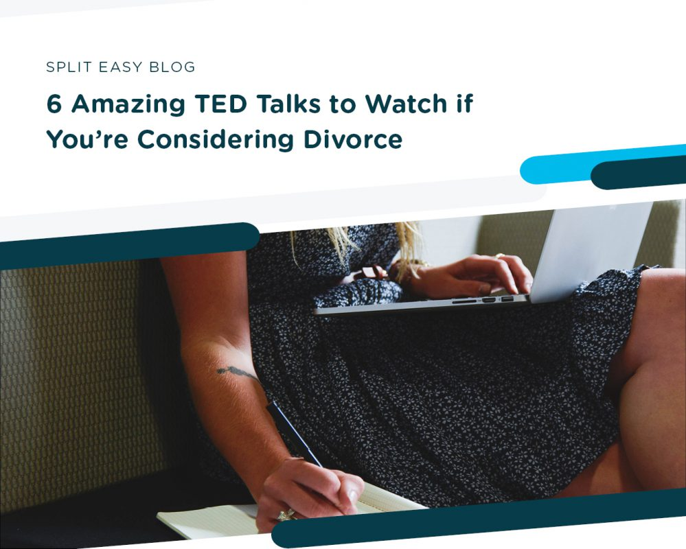 6 Amazing TED Talks to Watch if You're Considering Divorce